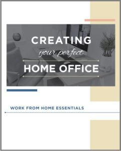 Creating Your Perfect Home Office Catalog
